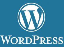 wordpressin